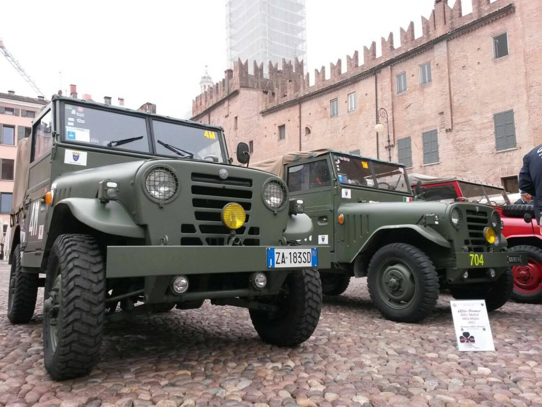 4M e 3M raduno Alfa Romeo 2017