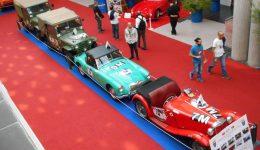 U.N.U.C.I. squadra corse al Motor Gallery 2017