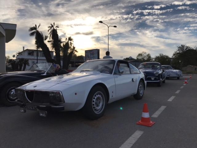 Alfa Romeo Junior Zagato Gen. Giuseppe Maggi