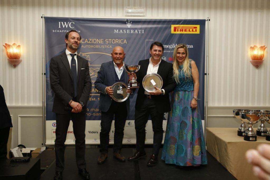 Coppa Milano-Sanremo 2018 - premiazione