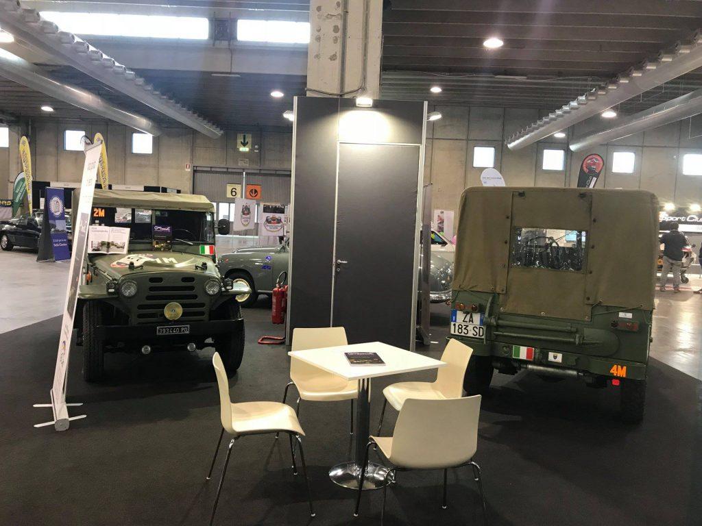 "Verona Legend Cars 2018 2M AR51 FIAT CAMPAGNOLA e 4M AR51 ALFA ""MATTA"""