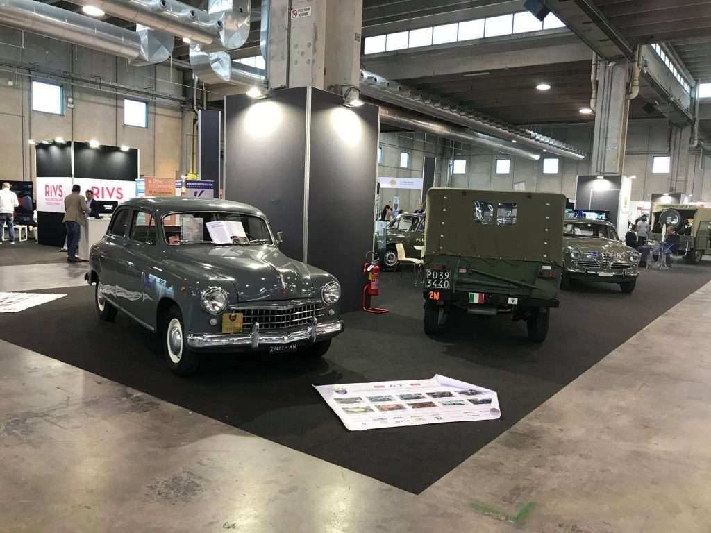 Verona Legend Cars 2018 FIAT 1400